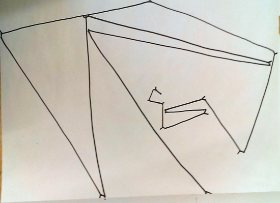 Line Drawing Net : A procedural drawing course [code pen paper] « stc infobar